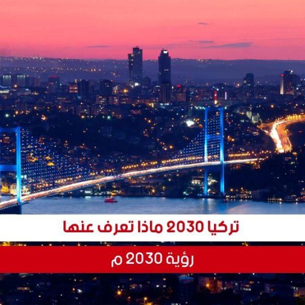 ماذا تعرف عن تركيا 2023