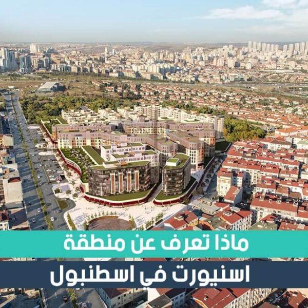 ماذا تعرف عن منطقة اسنيورت في اسطنبول