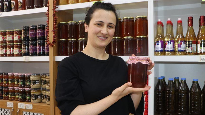 صادرات العسل التركي تحقق عائدات بمبلغ 16.6 مليون دولار خلال 8 شهور فقط