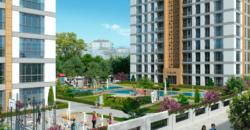 مشروع سكني في إسطنبول الأروبية بمنطقة هالكالي Basın Ekspres