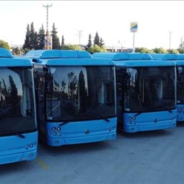 تركيا تصدر حافلات كهربائية إلى دولة السويد