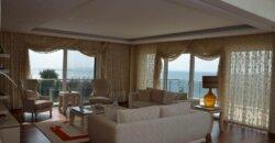 فيلا فاخرة للبيع 1100 م2 مطلة على البحر في منطقة سيليفري بمدينة اسطنبول