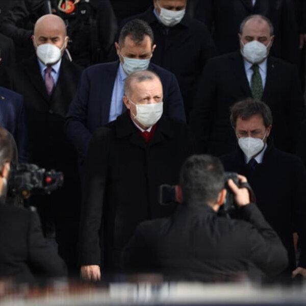 أردوغان: اقتصادنا الأسرع نمو بالعالم في الربع الثالث