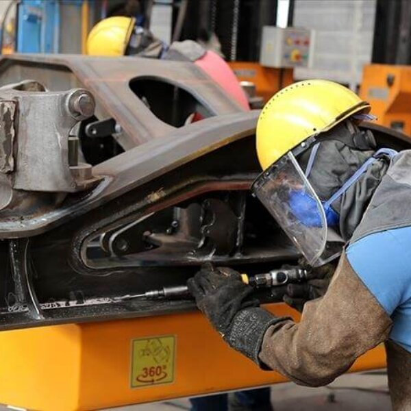 ارتفاع مؤشر الإنتاج الصناعي التركي 11 بالمئة في نوفمبر 2020