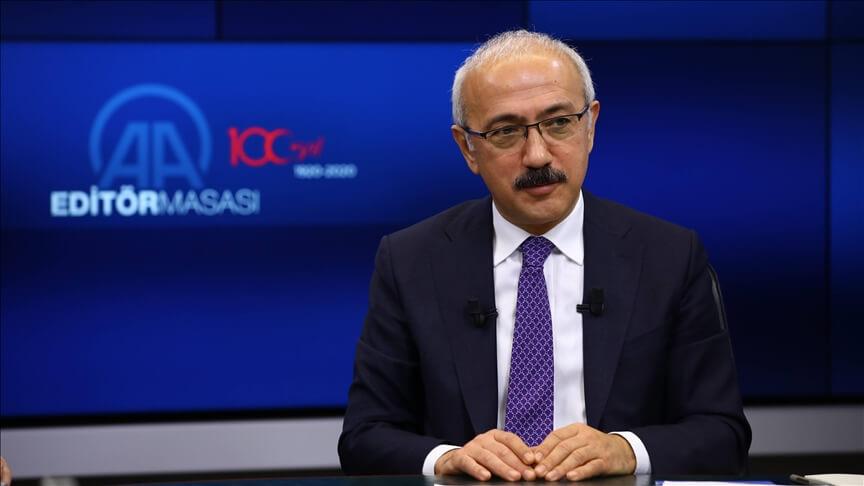 وزير المالية التركي: البرنامج الاقتصادي خريطة لفرص ما بعد كورونا